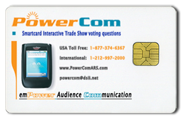 PowerCom Ativa IC Card